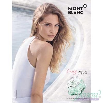 Mont Blanc Lady Emblem L'Eau Body Lotion 100ml pentru Femei Women's face and body products