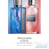 Abercrombie & Fitch First Instinct Together for Her EDP 50ml pentru Femei Parfumuri pentru Femei