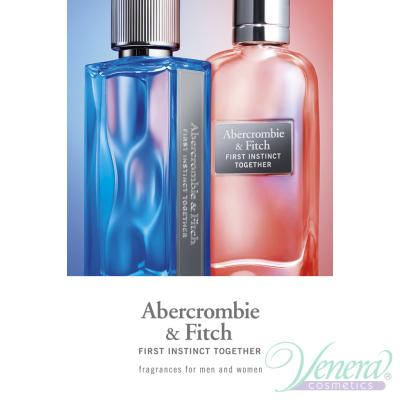 Abercrombie & Fitch First Instinct Together for Him EDT 50ml pentru Bărbați