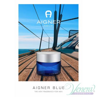 Aigner Blue EDT 125ml pentru Bărbați produs fără ambalaj Produse fără ambalaj