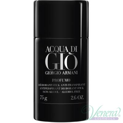 Armani Acqua Di Gio Profumo Deo Stick 75ml pentru Bărbați Produse pentru îngrijirea Tenului și a Corpului