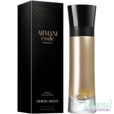Armani Code Absolu EDP 110ml pentru Bărbați Parfumuri pentru Bărbați