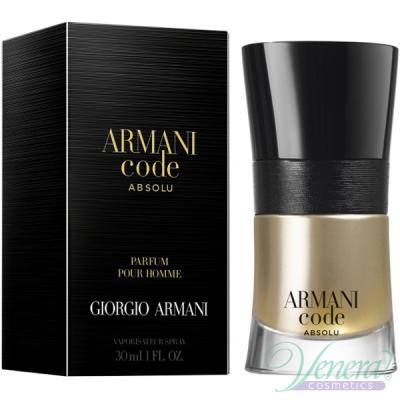 Armani Code Absolu EDP 30ml pentru Bărbați Parfumuri pentru Bărbați