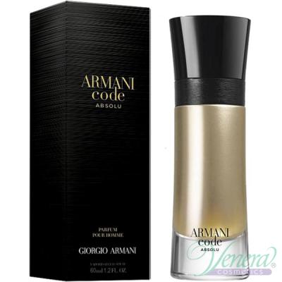 Armani Code Absolu EDP 60ml pentru Bărbați