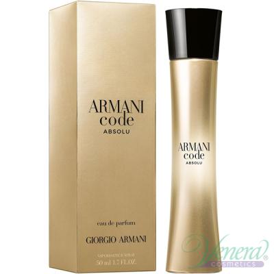 Armani Code Absolu EDP 50ml pentru Femei