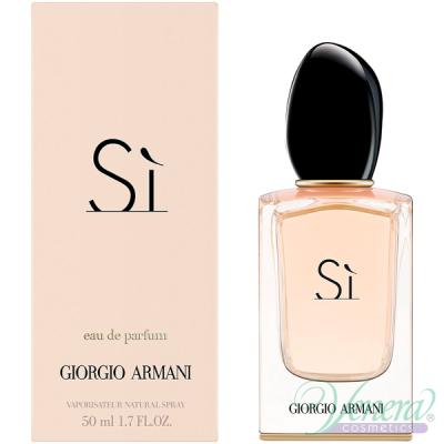 Armani Si EDP 50ml pentru Femei Parfumuri pentru Femei
