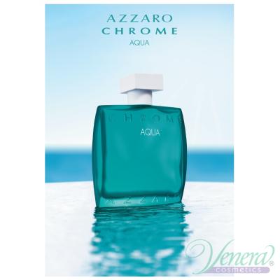 Azzaro Chrome Aqua EDT 100ml pentru Bărbați