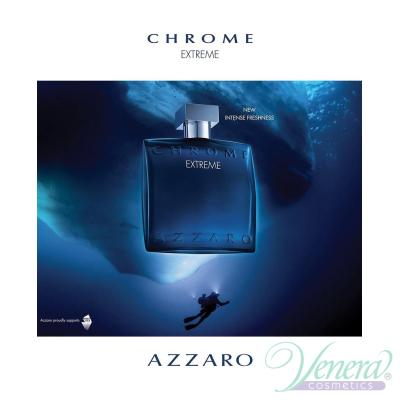 Azzaro Chrome Extreme EDP 100ml pentru Bărbați AROME PENTRU BĂRBAȚI