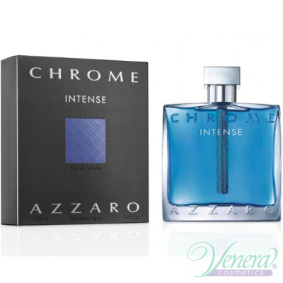 Azzaro Chrome Intense EDT 50ml pentru Bărbați Parfumuri pentru Bărbați