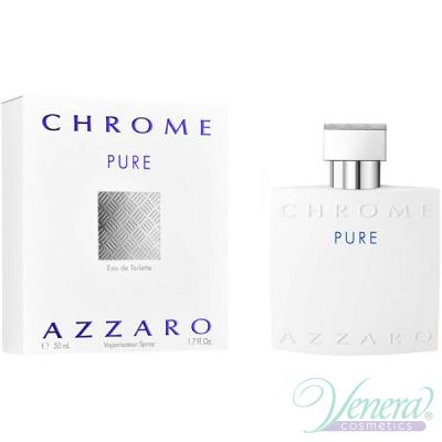 Azzaro Chrome Pure EDT 30ml pentru Bărbați AROME PENTRU BĂRBAȚI