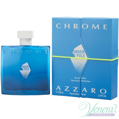 Azzaro Chrome Under the Pole EDT 100ml pentru Bărbați
