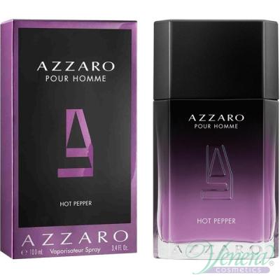 Azzaro Pour Homme Hot Pepper EDT 100ml pentru Bărbați
