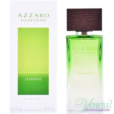 Azzaro Solarissimo Levanzo EDT 75ml pentru Bărbați Parfumuri pentru Bărbați
