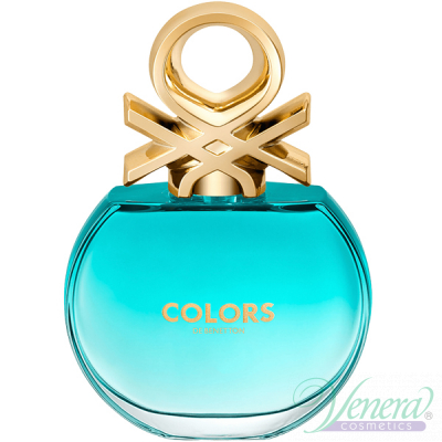 Benetton Colors de Benetton Blue EDT 80ml pentru Femei produs fără ambalaj Parfumuri pentru Femei