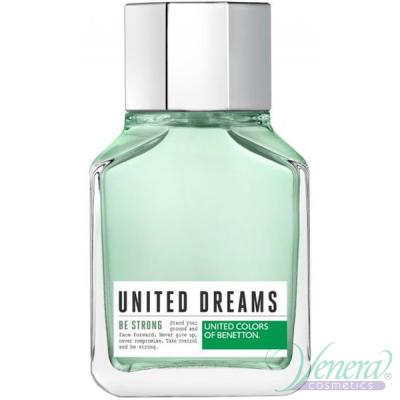 Benetton United Dreams Men Be Strong EDT 100ml pentru Bărbați produs fără ambalaj Produse fără ambalaj