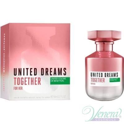 Benetton United Dreams Together EDT 80ml pentru Femei Parfumuri pentru Femei
