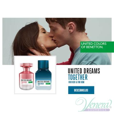 Benetton United Dreams Together EDT 50ml pentru Femei Parfumuri pentru Femei