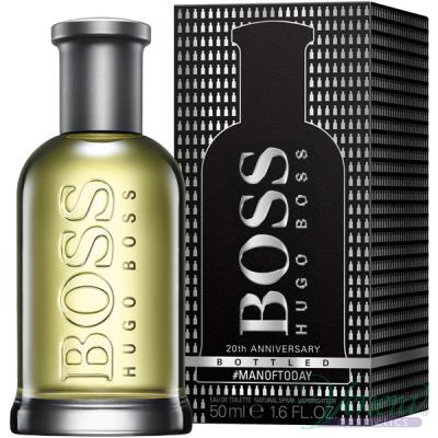 Boss Bottled 20 Anniversary Edition EDT 50ml pentru Bărbați Parfumuri pentru Bărbați