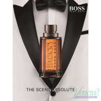 Boss The Scent Absolute EDP 50ml pentru Bărbați Men's Fragrance