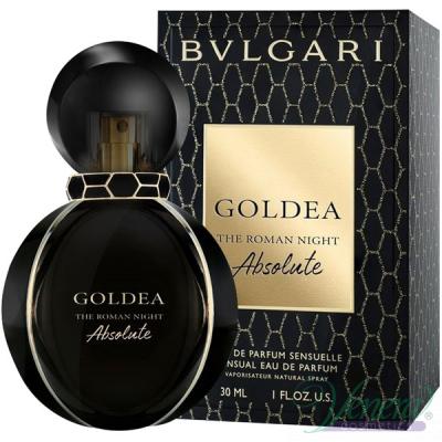 Bvlgari Goldea The Roman Night Absolute EDP 30ml pentru Femei AROME PENTRU FEMEI