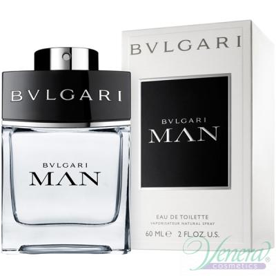 Bvlgari Man EDT 60ml pentru Bărbați AROME PENTRU BĂRBAȚI