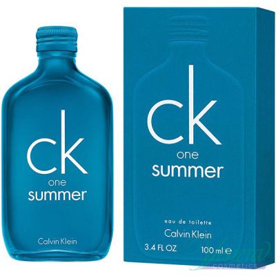 Calvin Klein CK One Summer 2018 EDT 100ml pentru Bărbați și Femei Unisex Fragrance