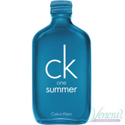 Calvin Klein CK One Summer 2018 EDT 100ml pentru Bărbați și Femei produs fără ambalaj Produse fără ambalaj