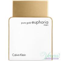 Calvin Klein Pure Gold Euphoria Men EDP 100ml pentru Bărbați produs fără ambalaj