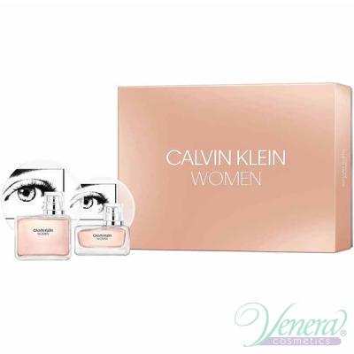 Calvin Klein Women Set (EDP 100ml + EDP 30ml) pentru Femei