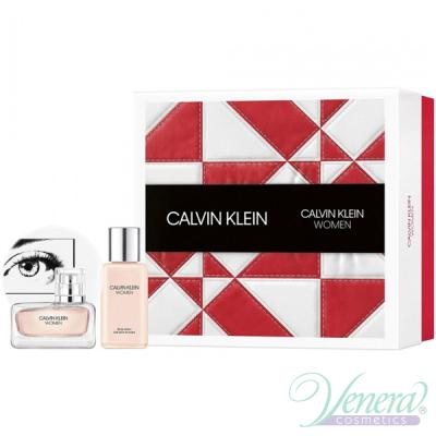 Calvin Klein Women Set (EDP 30ml + BL 100ml) pentru Femei Seturi