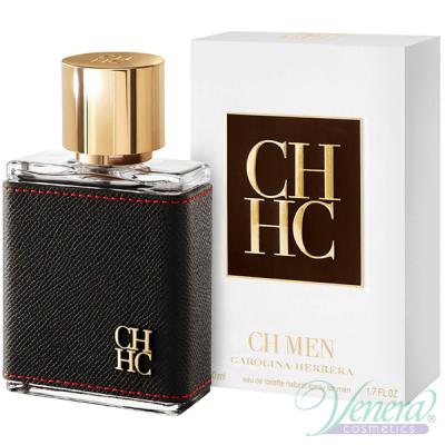 Carolina Herrera CH EDT 50ml pentru Bărbați Men's Fragrance