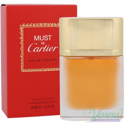 Cartier Must de Cartier EDT 50ml pentru Femei
