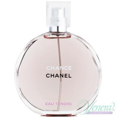 Chanel Chance Eau Tendre EDT 100ml pentru Femei fără de ambalaj Women's Fragrances without package