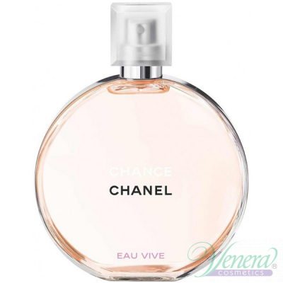 Chanel Chance Eau Vive EDT 100ml pentru Femei fără de ambalaj Women's Fragrances without package