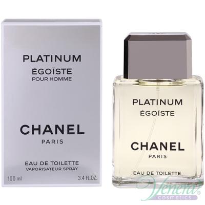 Chanel Egoiste Platinum EDT 100ml pentru Bărbați AROME PENTRU BĂRBAȚI
