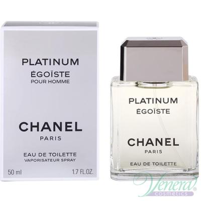 Chanel Egoiste Platinum EDT 50ml pentru Bărbați AROME PENTRU BĂRBAȚI