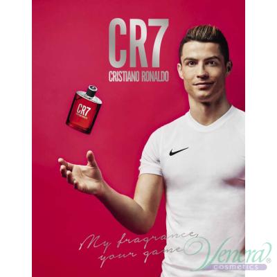 Cristiano Ronaldo CR7 EDT 100ml pentru Bărbați AROME PENTRU BĂRBAȚI