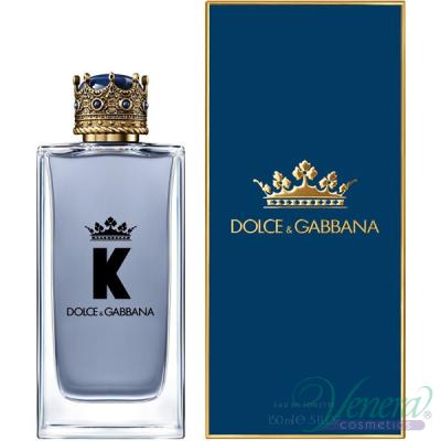 Dolce&Gabbana K by Dolce&Gabbana EDT 150ml pentru Bărbați AROME PENTRU BĂRBAȚI