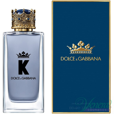 Dolce&Gabbana K by Dolce&Gabbana EDT 100ml pentru Bărbați AROME PENTRU BĂRBAȚI