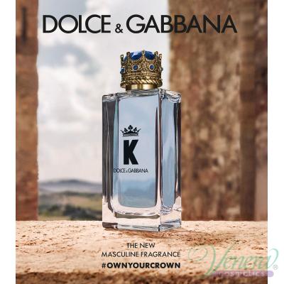 Dolce&Gabbana K by Dolce&Gabbana EDT 50ml pentru Bărbați AROME PENTRU BĂRBAȚI