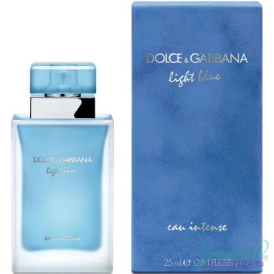 Dolce&Gabbana Light Blue Eau Intense EDP 25ml for Women