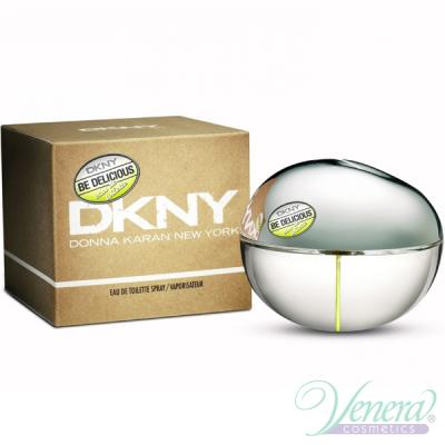 DKNY Be Delicious Eau de Toilette EDT 50ml pentru Femei AROME PENTRU FEMEI