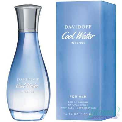 Davidoff Cool Water Intense for Her EDP 50ml pentru Femei