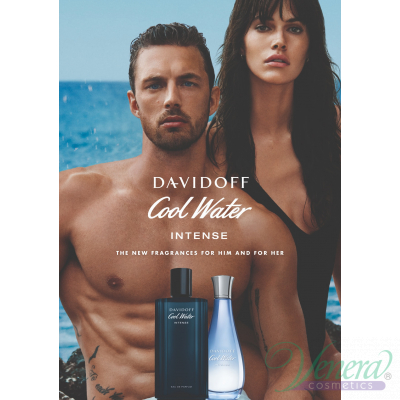Davidoff Cool Water Intense for Her EDP 50ml pentru Femei Arome pentru Femei
