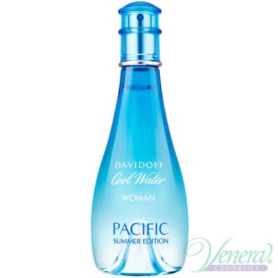 Davidoff Cool Water Pacific Summer Edition EDT 100ml pentru Femei produs fără ambalaj Produse fără ambalaj