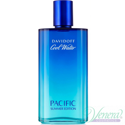Davidoff Cool Water Pacific Summer EDT 125ml pentru Bărbați fără de ambalaj