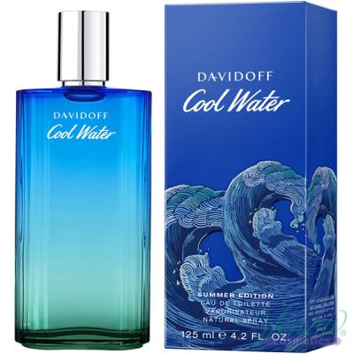 Davidoff Cool Water Summer Edition 2019 EDT 125ml pentru Bărbați AROME PENTRU BĂRBAȚI