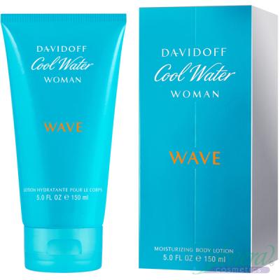 Davidoff Cool Water Woman Wave Body Lotion 150ml pentru Femei Women's face and body products