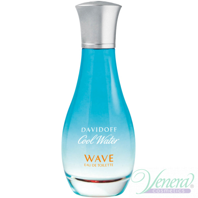 Davidoff Cool Water Woman Wave EDT 100ml p...