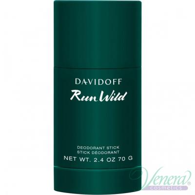 Davidoff Run Wild Deo Stick 75ml pentru Bărbați Produse pentru îngrijirea tenului și a corpului